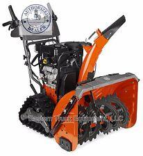 "Husqvarna ST327T Trac Snow Thrower Blower Two-Stage Hydrostatic Drive 27"" Light"