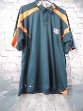 Oregon State University OSU Beavers Football Polo Black Orange Size Large