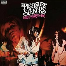What a Way to Die 12 Inch Analog Pleasure Seekers LP Record