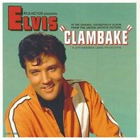 ELVIS PRESLEY Clambake Soundtrack CD BRAND NEW