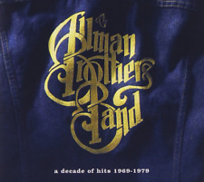 Allman Brothers Band - A Decade of Hits 1969-1979 (CD) • NEW • Greatest, Best of