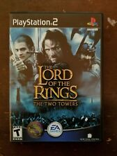 Lord of the Rings: The Two Towers (Sony PlayStation 2, 2004)