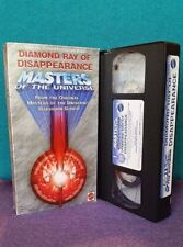 Masters Of The Universe-Diamond Ray of Disappearance (VHS 2001) He-Man TV Series
