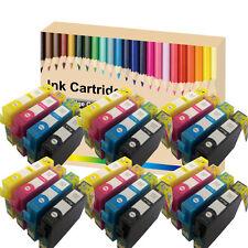6 Sets Ink Cartridges for Epson SX110 SX115 SX200 SX205