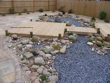 Blue Slate Mulch / Slate Chippings for the garden, 20mm, collected price,