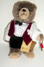 Hermann Limited Edition 8-Inch Bear from the 1990s Mint with Tags Never Owned