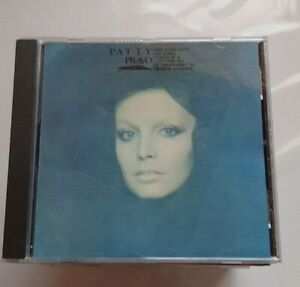 PATTY PRAVO PER AVER VISTO UN UOMO PIANGERE E SOFFRIRE CD 1999