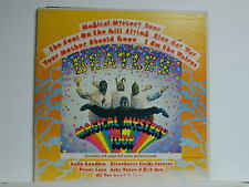 The Beatles - Magical Mystery Tour, Capitol 2835, 1967 Stereo LP, 24 Page Book
