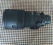 Nikon Ed Af-I Af I AI-S Nikkor 300mm F/2.8D Con Funda Excellent