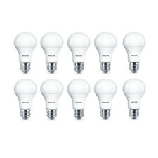10x Philips LED Frosted E27 100w Warm White Edison Screw Light Bulbs Lamp 1521lm