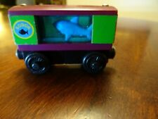 AQUARIUM CAR SHARK Thomas & Friends Wooden Railway Train Tank  2001
