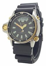 Vintage Citizen Aqualand JP2004-07E Divers C023 Promaster Depth Gauge 200M Watch