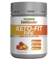 Naturopathica Fatblaster Keto Fit Fire 60 Capsules
