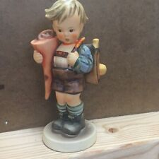 New ListingHummel, Goebel Little Scholar Boy Figurine