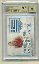 Autographed Leaf Not Authenticated NBA Basketball Trading Cards