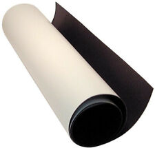 New listing Magnetic Sheet 1 ft. White Flexible Used In Office Air Vents Labeling Warehouse