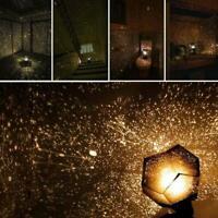 Sternenhimmel Projektor Nachtlicht Romantische traumhafte Planetarium Lampe 3D