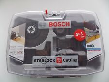 Bosch Professional Cutting Multi-Cutter 5 Piece Set, 2608664131