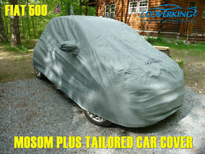 Coverking All Weather Mosom Plus Tailored Car Cover for Fiat 500