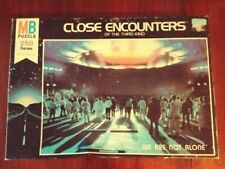 Vintage Close Encounters of the Third Kind - We Are Not Alone Puzzle 1977 Sealed