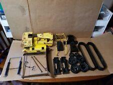 Mighty Tonka T-9 Bulldozer Original Parts Vintage Pressed Steel Toy