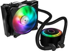 Cooler Master MasterLiquid ML120R Addressable RGB AIO CPU Liquid Cooler, 28 Inde