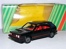 Schabak 1008 1984 Volkswagen Golf GTi Mk2 5-Door Black 1/43