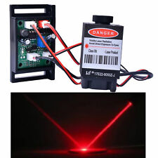 Focusable 500mw 808nm Infrared IR Laser Diode Dot Module TTL 12V Carving