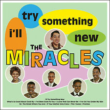 The Miracles - I'll Try Something New (180g Vinyl LP) NEW/SEALED
