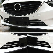 SUS304 Stainless Steel Front Lower Grille Trim For Mazda 6 Atenza 2014-2017
