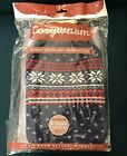 Corywarm Nordic Knitted Hot Water Bottle Made from Natural Rubber - NEW IN PKG