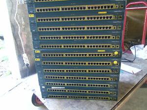 Cisco Catalyst 2950 Series Switch/WS - C2950C - 24 sans alim