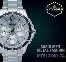 Casio Classic Series Men's Analog Watch MTP1374D-7A