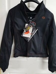 #481 NWT Harley-Davidson women's heated jacket, dual source with switch, XS, S