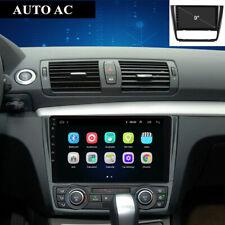9'' Android 10.1 Car Stereo Radio For 04-11 BMW 1-Series E88 E82 E81 E87 Auto AC