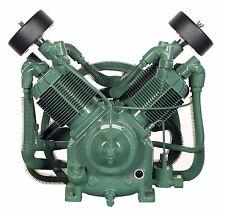 Champion R30D 3Z183 3Z182 2 Stage Splash Lube Compressor Pump With Head Unloader