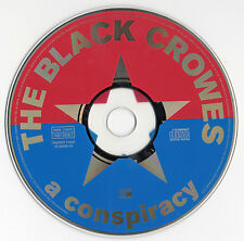 """THE BLACK CROWES """"A CONSPIRACY"""" MEGA RARE SPANISH PROMOTIONAL CD SINGLE"""
