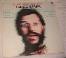 Vinyl Album 33 RPM Ringo Starr Blast From Your Past