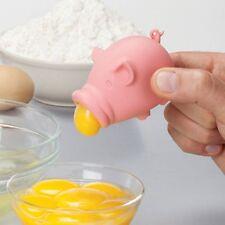 YolkPig Egg Separator Yolk Pig Kitchen Gadget Kitchenware Eggs Cooking Peleg New