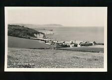 Somerset ST AUDRIES BAY camp c1950/60s? RP PPC by H.H.Hole Williton