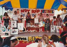 BETTY BOOP FESTIVAL Americana FOUND PHOTO Color FREE SHIPPING Original  712 20