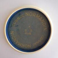 Piste jeu Cognac NORMANDIN vintage déco retro design publicitaire France N4348