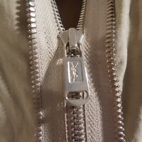 Blouson Yves Saint Laurent beige taille 48 sportwear 2009 made in ITALY N4605