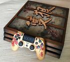 Limited edition PS4 Pro Sekiro shadow die twice PlayStation console