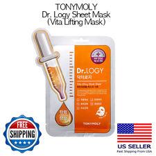 Tonymoly Dr. Logy Sheet Mask (Vita Lifting Mask) - 3ps
