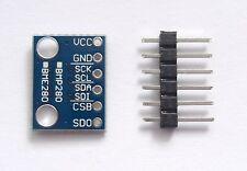 BMP280 # Barometer # Drucksensor # SPI I2C # Arduino & Raspberry