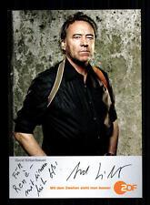 Gerd Silberbauer ZDF Autogrammkarte Original Signiert # BC 71643
