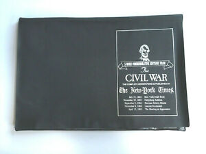 5 More Commemorative Editions from The Civil War Reprints The New-York Times Set