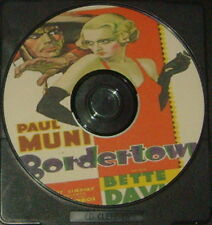 FILM NOIR 107: BORDERTOWN (1935) Archie Mayo Paul Muni Bette Davis Marg Lindsay