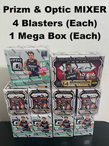 DENVER NUGGETS NBA PRIZM & NBA OPTIC 2 MEGA & 8 BLASTER BOX Break #253